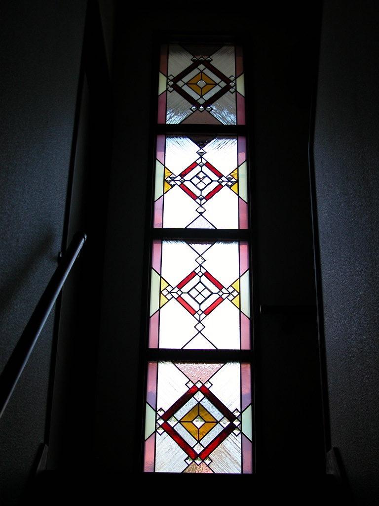 J様邸 階段室