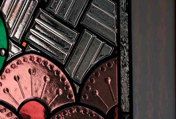Stained Glass & Glass Art Works
