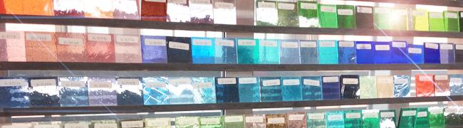 Glass Studio BLUE : 設備紹介